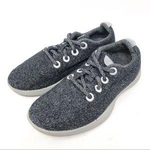 Allbirds Natural Gray Wool Runners Size 6